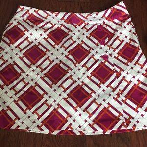 Greg Norman golf skirt, sz6